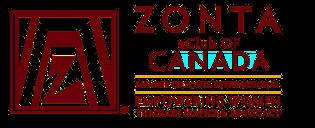 Zonta eClub of Canada Logo