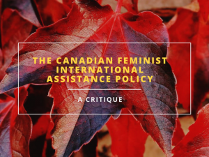 feminist international-assistance policy