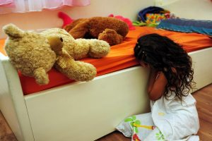 Girls should not fear rape at home