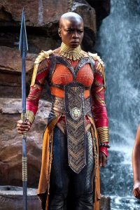 Black Panther Danai Gurira as Okoye