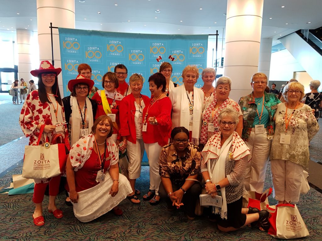 Zonta Convention 2018